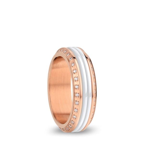 Arctic Symphony | rosé gold glänzend | Calama