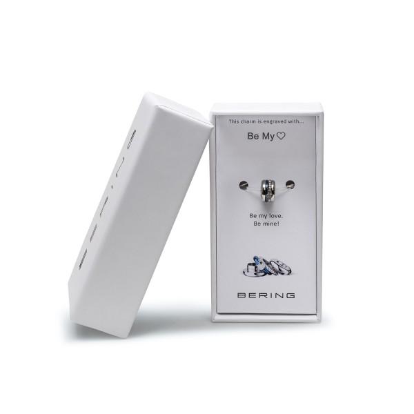 silber glänzend | Charm Box 12