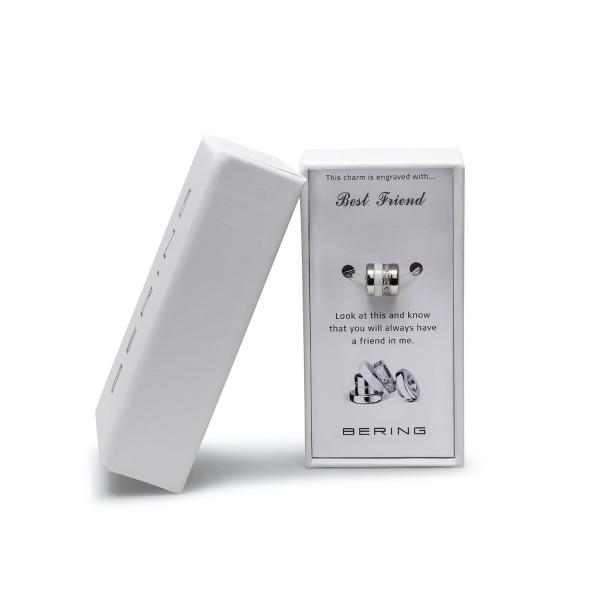 silber glänzend | Charm Box 15