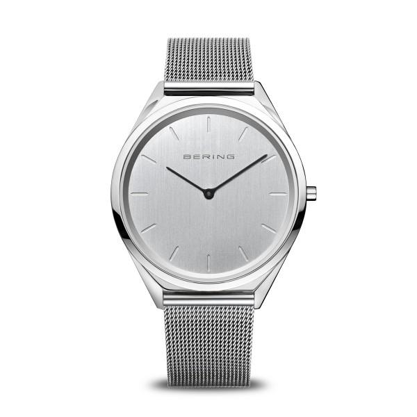 Ultra Slim   polished silver   17039-000