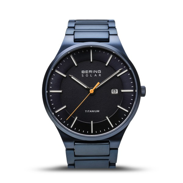 Titanium | blau gebürstet | 15239-797