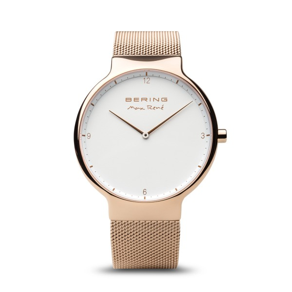 Max René | polished rose gold | 15540-364