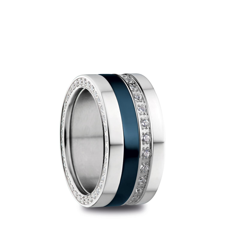 Bering joyas señora anillo set combinación anillo Arctic Symphony Collection asc518