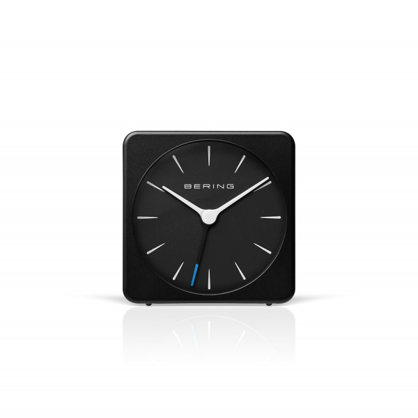 Alarmclock | matt black | 90066-22S